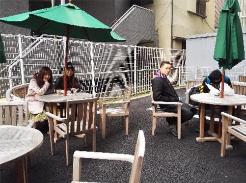 Terrace(1F)