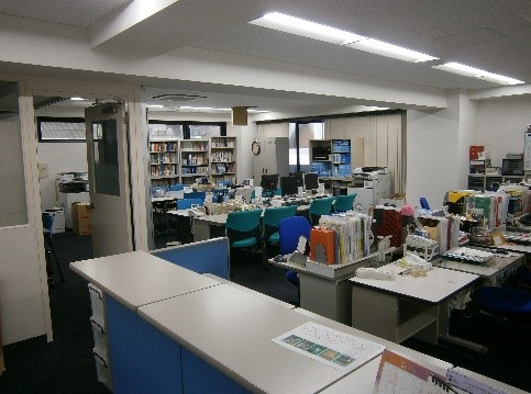 Teachers' office(3F)