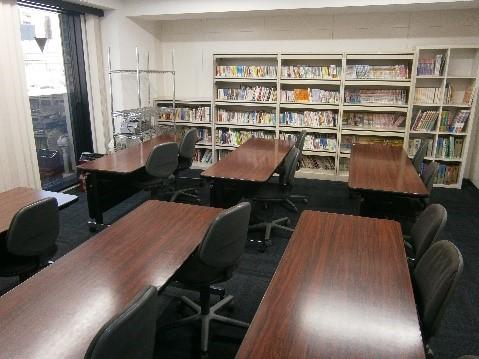 図書室(7F)