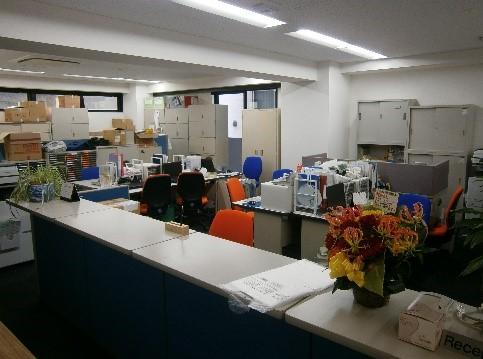 事務室(2F)