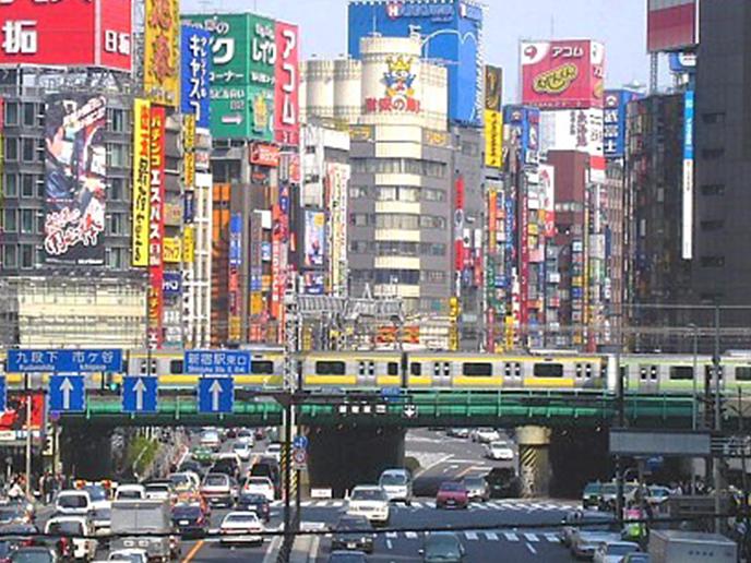 飯田橋駅周辺